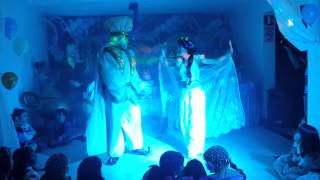 Festolândia Shows - Show Aladdin Cover