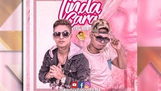 Andy & Gino - Linda Cara (Vídeo Lyric Oficial) - ProdBy BkRecords
