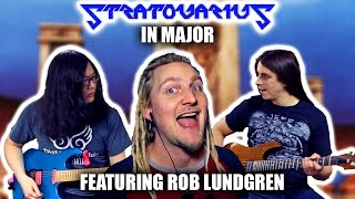 Stratovarius - Speed of Light (Cover in Major featuring Rob Lundgren!)