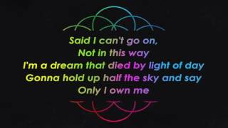 Coldplay - Adventures of a Lifetime (Lyric Video)