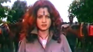 Girl Nails Down Her Male Opponent @ Sindoor Maange Khoon - Ravi Kishan