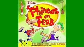 Phineas Y Ferb - Gitchee Gitchee Ki
