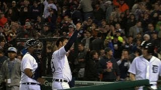 Anibal strikes out 17 to set new Tigers mark