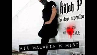 Killah P - Sagapw (kai as eisai kariola) feat asteri
