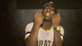 Kali B - Pray For Em -  (In Studio Video) Filmed By Gutta Tv
