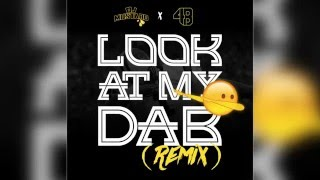 Migos - Look At My Dab [DJ Mustard & 4B Remix] 30 second Preview