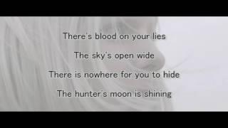 Running with the wolves 歌詞 LYRICS AURORA