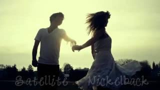 Satellite - Nickelback (lyrics)