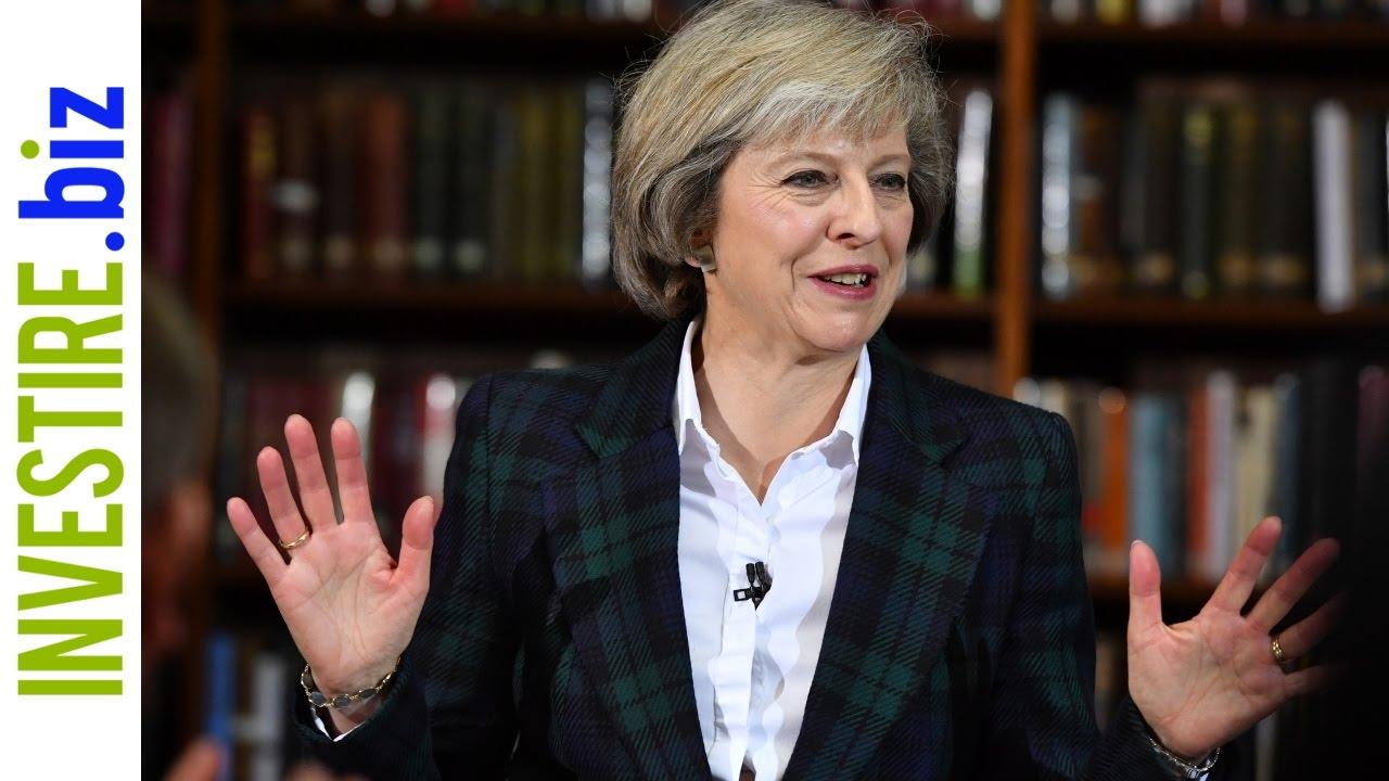 Theresa May e Brexit - Webinar del Lunedì