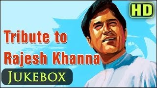 Rajesh Khanna Hit Songs Collection {HD}- Top 25 Rajesh Khanna Superhits - Evergreen Hindi Songs
