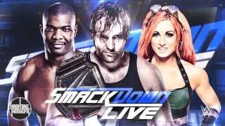 "2016: WWE Tuesday Night SmackDown Live 19th & New Theme Song - ""Take A Chance"" + Download Link ᴴᴰ"