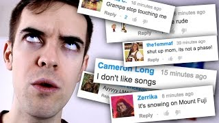MY MUSIC, YOUR LYRICS (YIAY #18)