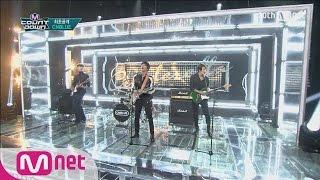 CNBLUE(씨엔블루) - 'Cinderella' COMEBACK Stage M COUNTDOWN 150917 EP.443
