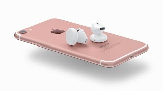 Official iPhone 7 Video iOS 10 AirPods