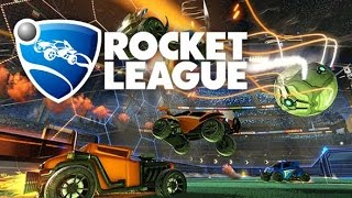 Rocket League - poopy preasents, random moments