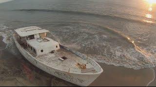 Shipwrecked in LA