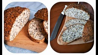 Pane proteico con tanti semi || FIT FOOD
