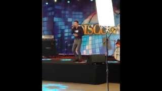 Ruda tańczy jak szalona Czadoman Zespół  Votum (cover) śpiew Jarek Nowotniak