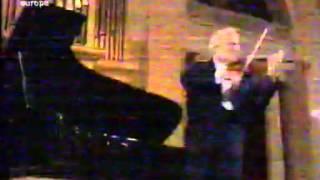 Menuhin plays Kreisler Liebesleid