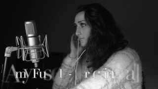 Amy Fussell  - Wrecking Ball ( Miley Cyrus / James Arthur Cover )
