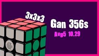 3x3x3 Official Avg5= 10.29 / Lima Rubik 2016