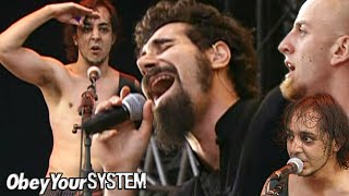 System Of A Down - Chop Suey! live【Rock Am Ring 2002ᴴᴰ】