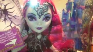Ever After High Dragon Games Mira Shards Doll Review!