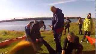 kayak Adventure education Tornio Humak (2013)