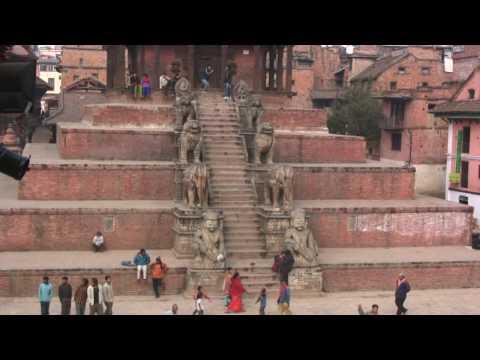 9th Century Bhadagaon in Nepal