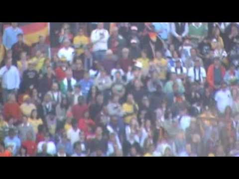 WC Soccer in SA 2010: German Passion in Port Elizabeth