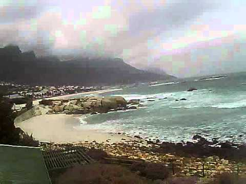 Timelapse Video – Glen Beach & Camps Bay – 09/09/2010