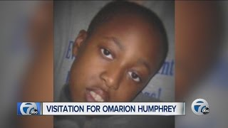 Visitation held for 9-year-old Omarion Humphrey
