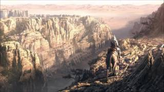 Fantasy Desert Music -  Mirages | Michael Ghelfi Feat. Claudie Mackula