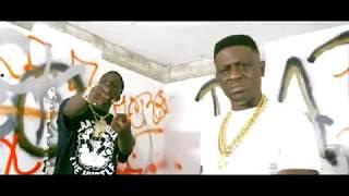 """Soulja Skip Ft. Boosie Badazz """"Keep It  100"""" (Official Music Video)"""