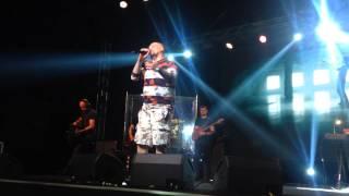 Баста - Мама. Live. Киев 25.04.2015
