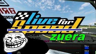 [LFS] Live for Speed da TROLAGEM (Video editado) :v