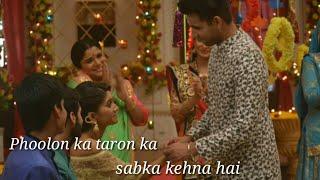 Phoolon ka taron ka sabka kehna hai raksha bandhan whatsapp status video song, bhai behen ka Pyaar
