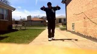Frank Ocean ft. Tyler The Creator - She (Dance Freestyle) By. KingJMoney_