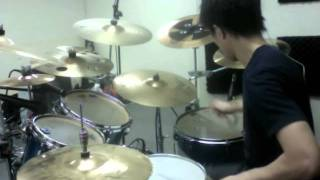 Suffocation - Dismal Dream (drum cover) by Wilfred Ho