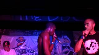 Hopsin - live @ SXSW