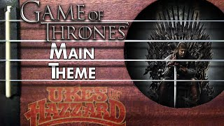 Game of Thrones theme on uke!
