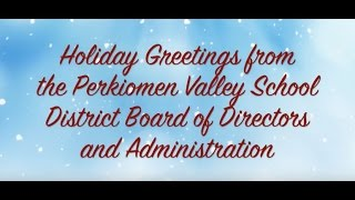PVSD Holiday Greetings 2016