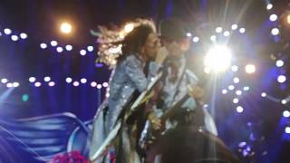 Aerosmith - Let the music do the talking (23.05.2017, Moscow, Olympiski)