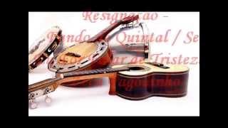 Samba Quintal - Maneiro Fundo de Quintal - Resignação/  Zeca Pagodinho-  Se eu For Falar de Tristeza