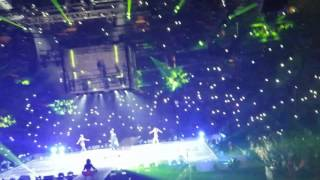 Chris Brown Poppin Brooklyn Party Tour
