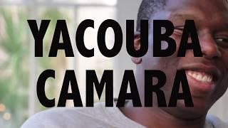 Portrait Yacouba Camara width=