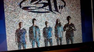 I'm on the new 311 album cover, MOSAIC!!