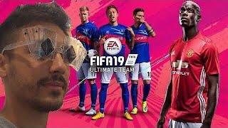 WEEKEND SCLERO LEAGUE, SIAM PRONTI ALLA MORTE UMBERTONE CHIAMO' - FIFA 19 ITA LIVE