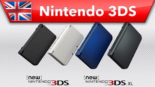 New Nintendo 3DS Preview