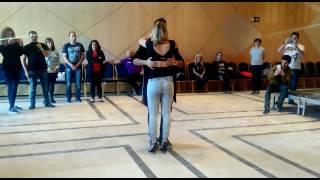 Jack y Sara Kizomba III Albacete SBK - Ego Dj Radikal